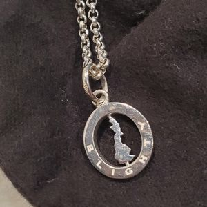 Links London Jewelry - LINKS OF LONDON - a 'Blighty' pendant necklace